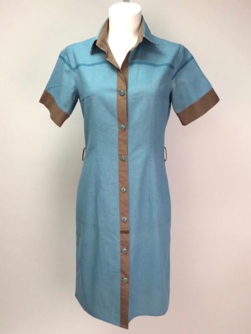 Heritage-ANNARUOHONEN JGAR cotton dress